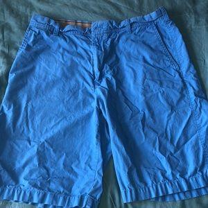 *MINT* Men's Blue Izod Shorts - Size 34 waist